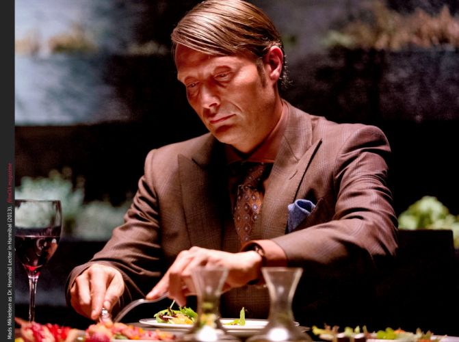 HANNIBAL drama horror television hj wallpaper