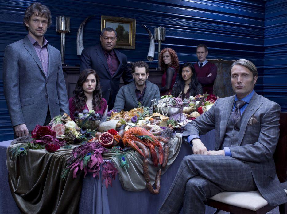 HANNIBAL drama horror television  r wallpaper