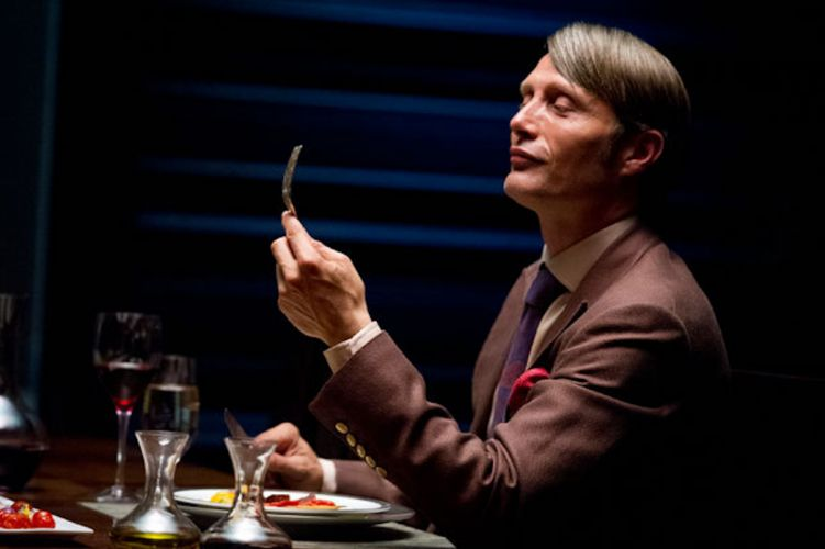 HANNIBAL drama horror television f wallpaper