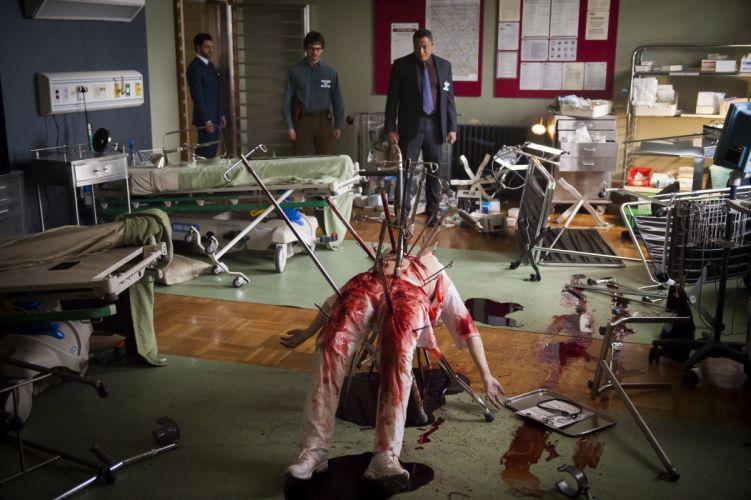 HANNIBAL drama horror television dark blood h wallpaper