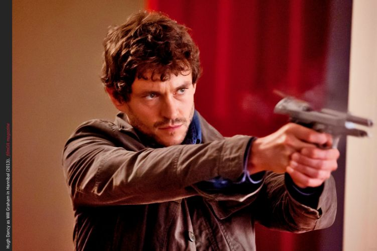 HANNIBAL drama horror television weapon gun pistol g wallpaper