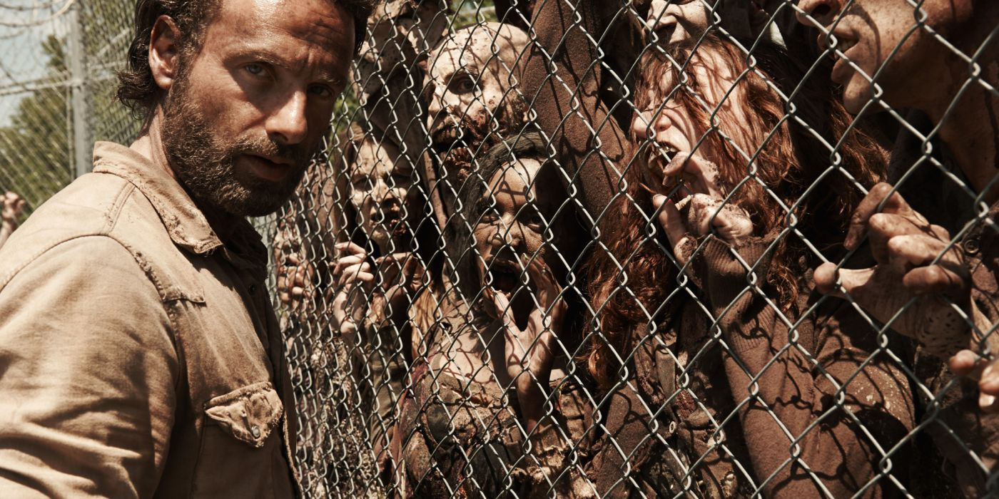 THE WALKING DEAD drama horror television zombie     g wallpaper