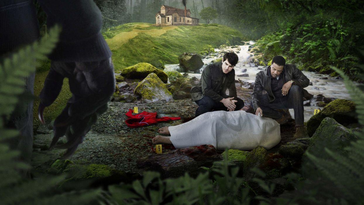 GRIMM supernatural drama horror fantasy television  g wallpaper