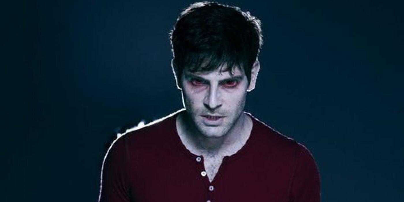 GRIMM supernatural drama horror fantasy television dark vampire blood demon evil     g wallpaper