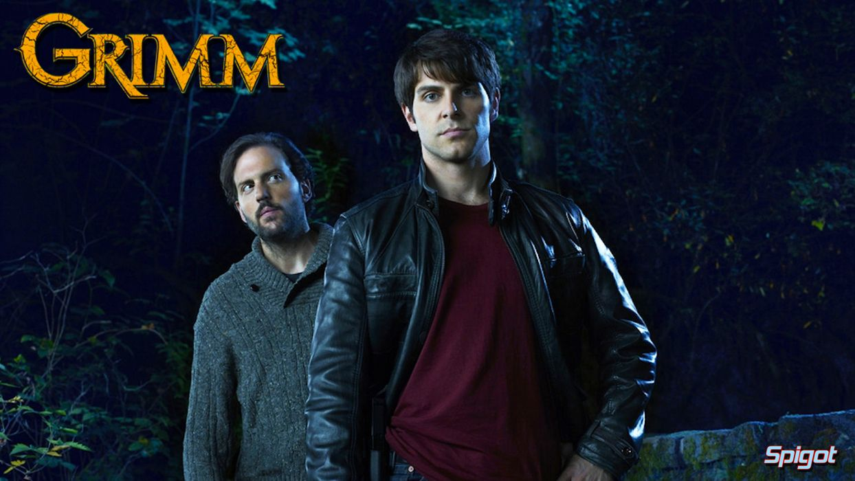 GRIMM supernatural drama horror fantasy television poster  h wallpaper