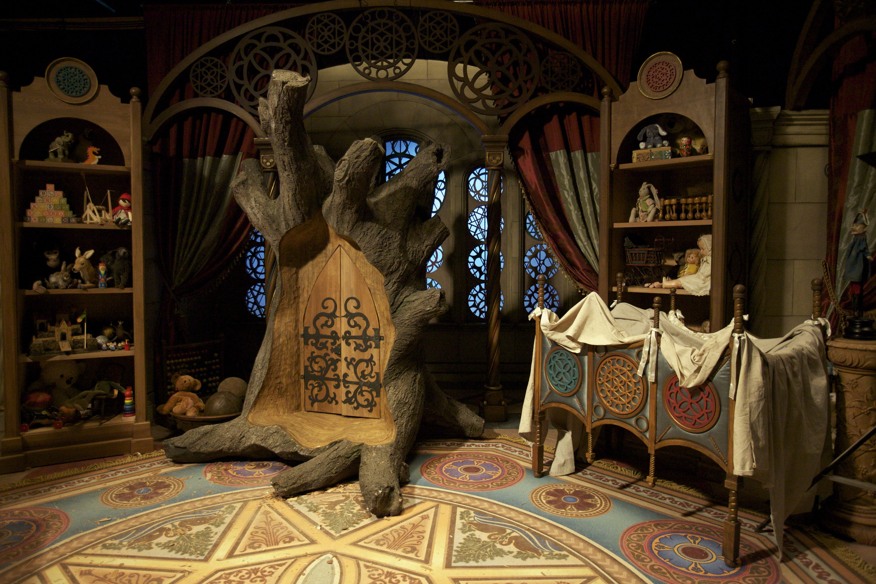 Forest Themed Bedroom Once Upon A Time Fantasy Drama Adventure Mystery Fairy Y