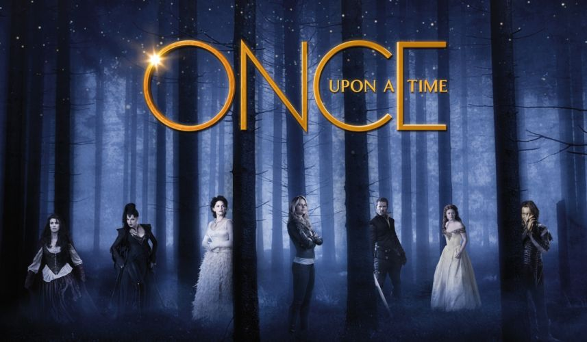 ONCE-UPON-A-TIME fantasy drama adventure mystery fairy poster f wallpaper