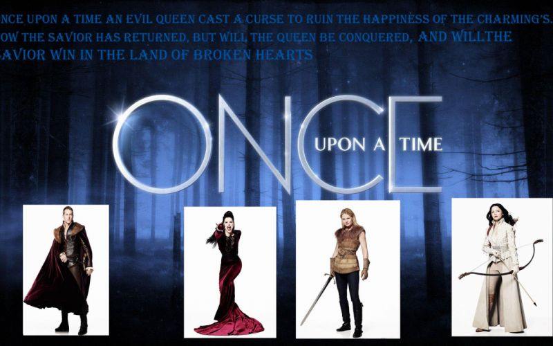 ONCE-UPON-A-TIME fantasy drama adventure mystery fairy poster g wallpaper