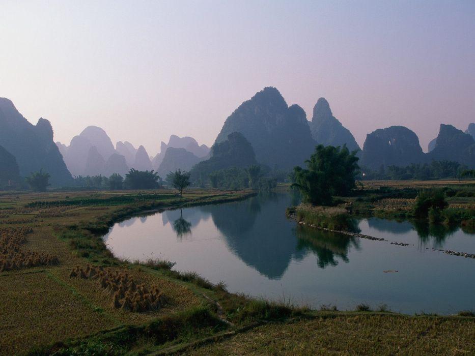 China hills wallpaper