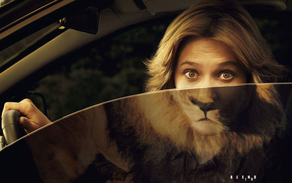 women cars funny photo manipulation wallpaper