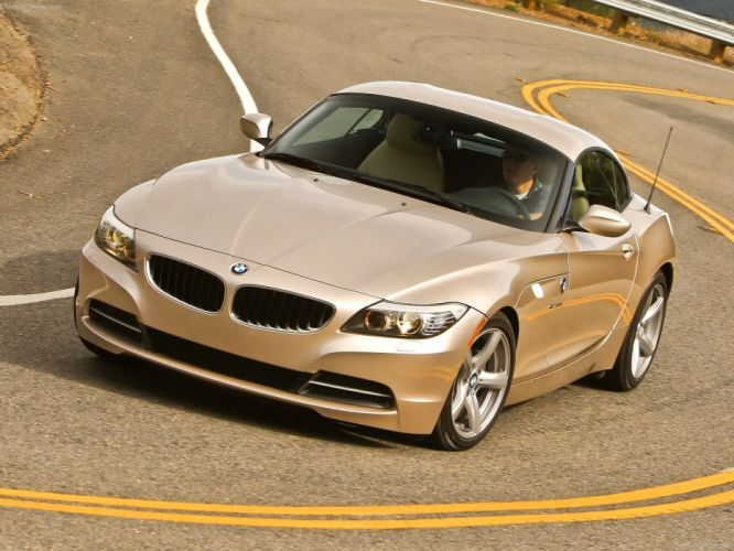 BMW cars BMW Z4 wallpaper
