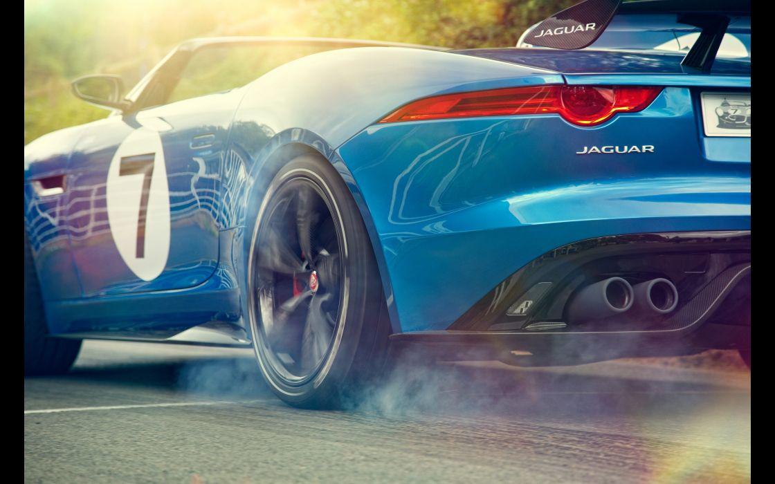 cars Jaguar project Motion wallpaper