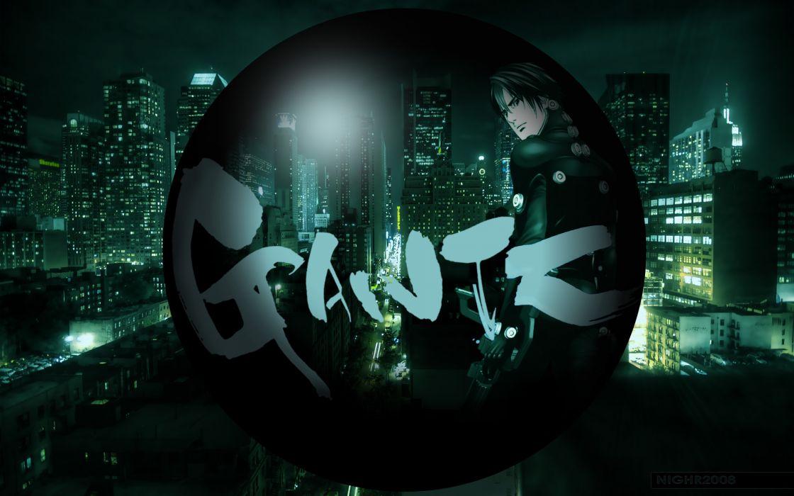 Gantz anime wallpaper
