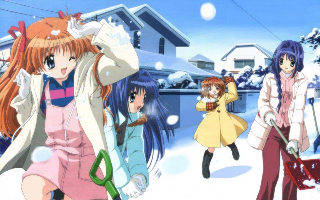 Kanon anime wallpaper