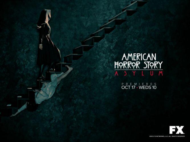 AMERICAN-HORROR-STORY horror thriller erotic american story poster g wallpaper