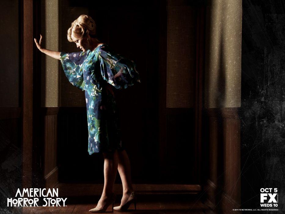 AMERICAN-HORROR-STORY horror thriller erotic american story poster   t wallpaper