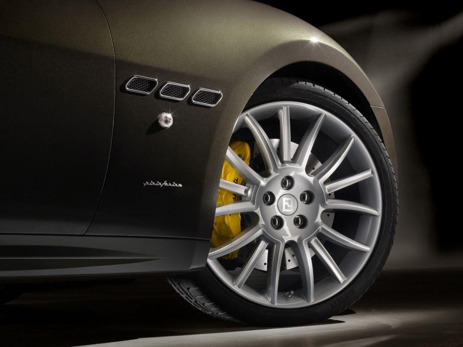 vehicles Maserati GranCabrio wallpaper