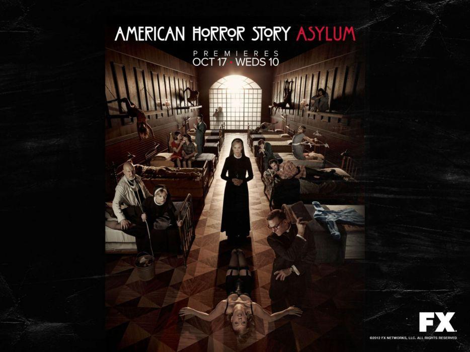 AMERICAN-HORROR-STORY horror thriller erotic american story poster  f wallpaper