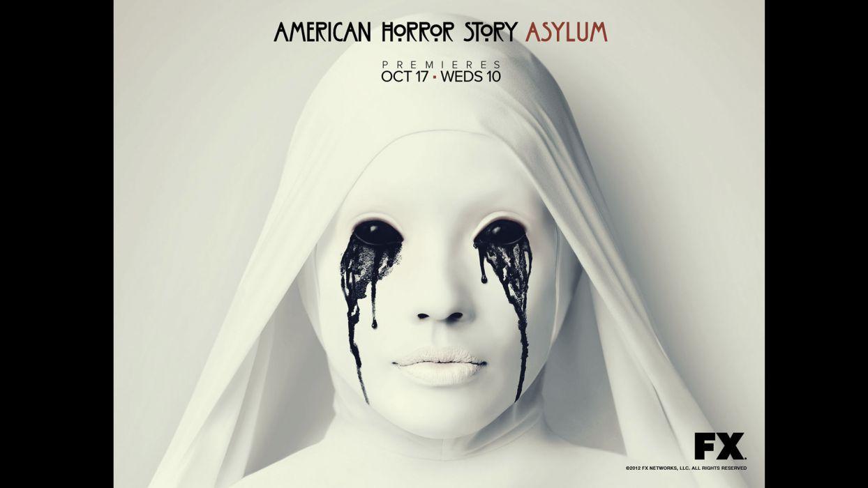 AMERICAN-HORROR-STORY horror thriller erotic american story poster dark        f wallpaper