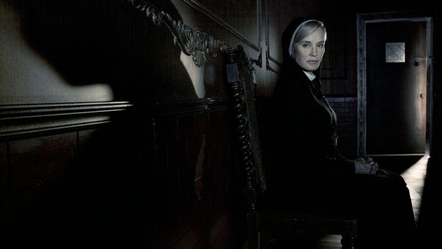 AMERICAN-HORROR-STORY horror thriller erotic american story religion catholic f wallpaper