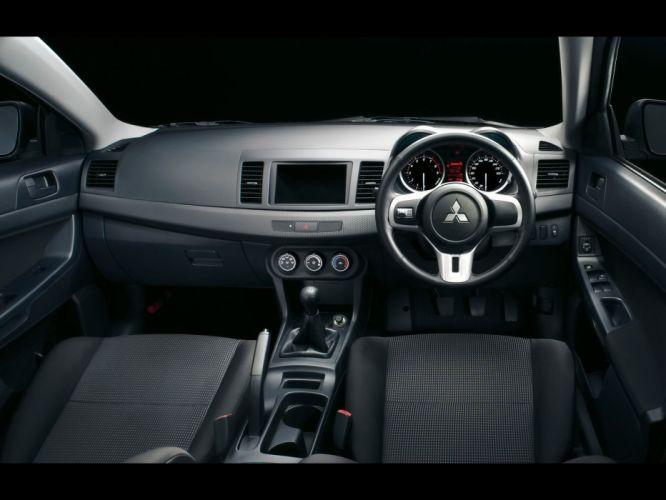 vehicles dashboards Mitsubishi Lancer Evolution Mitsubishi Lancer Mitsubishi Lancer Evolution X wallpaper