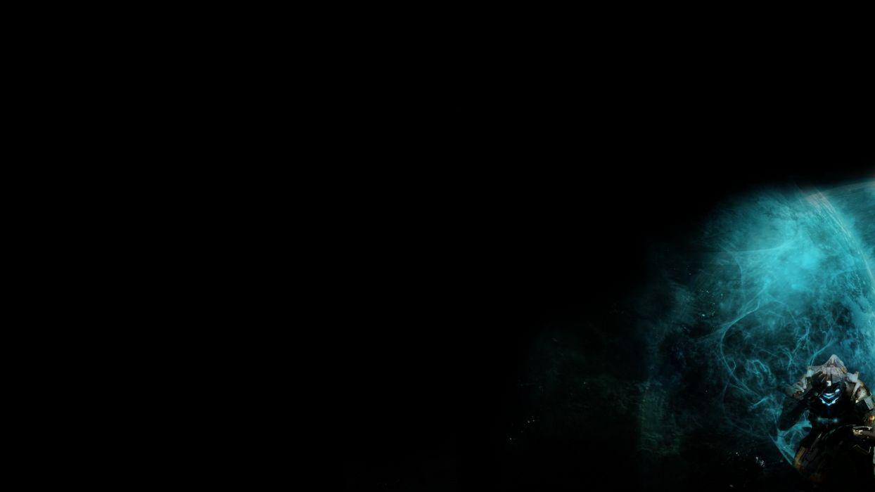 dark Dead Space Dead Space 2 wallpaper
