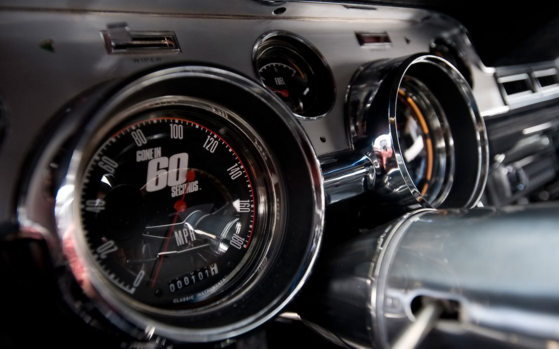 cars Gone In 60 Seconds wallpaper