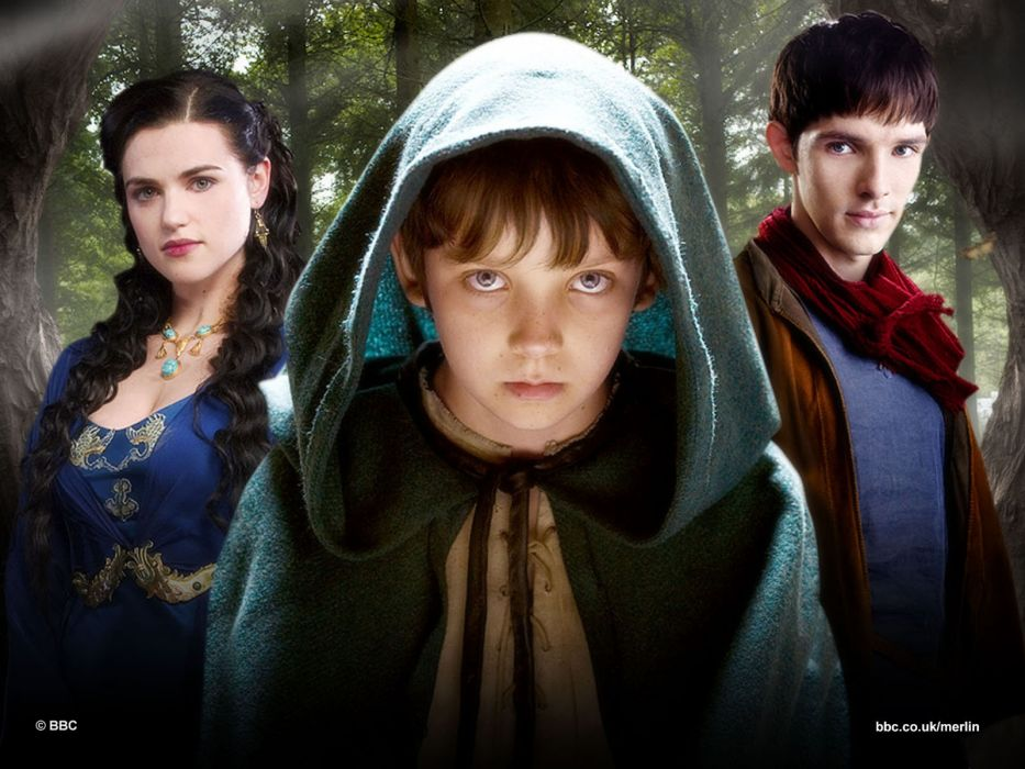 MERLIN family drama fantasy adventure television   g wallpaper