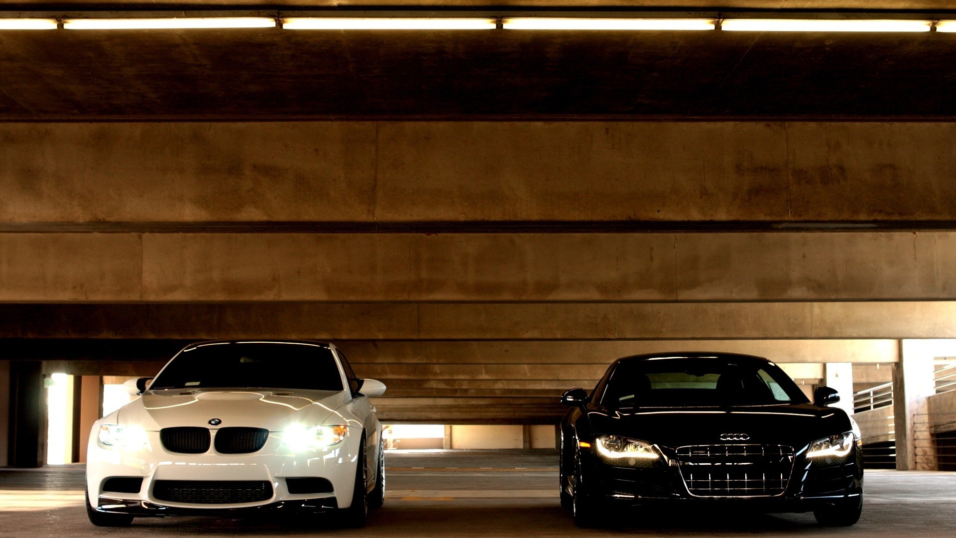 Bmw Headlights Night Wallpaper Www Imgkid Com The