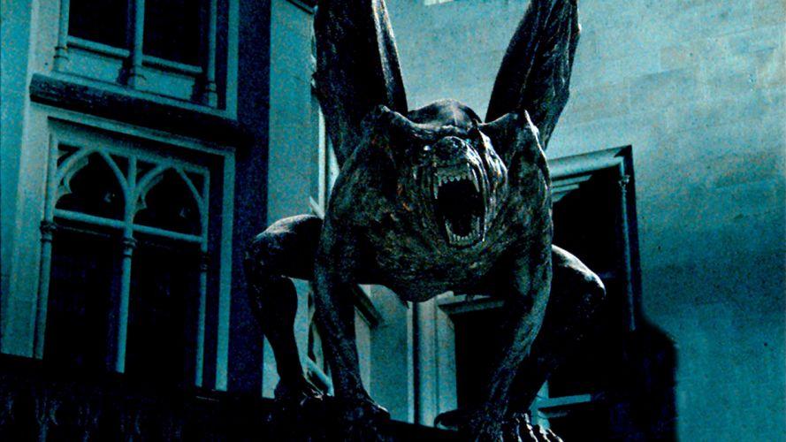 MERLIN family drama fantasy adventure television dark monster gothic gargoyle rw wallpaper