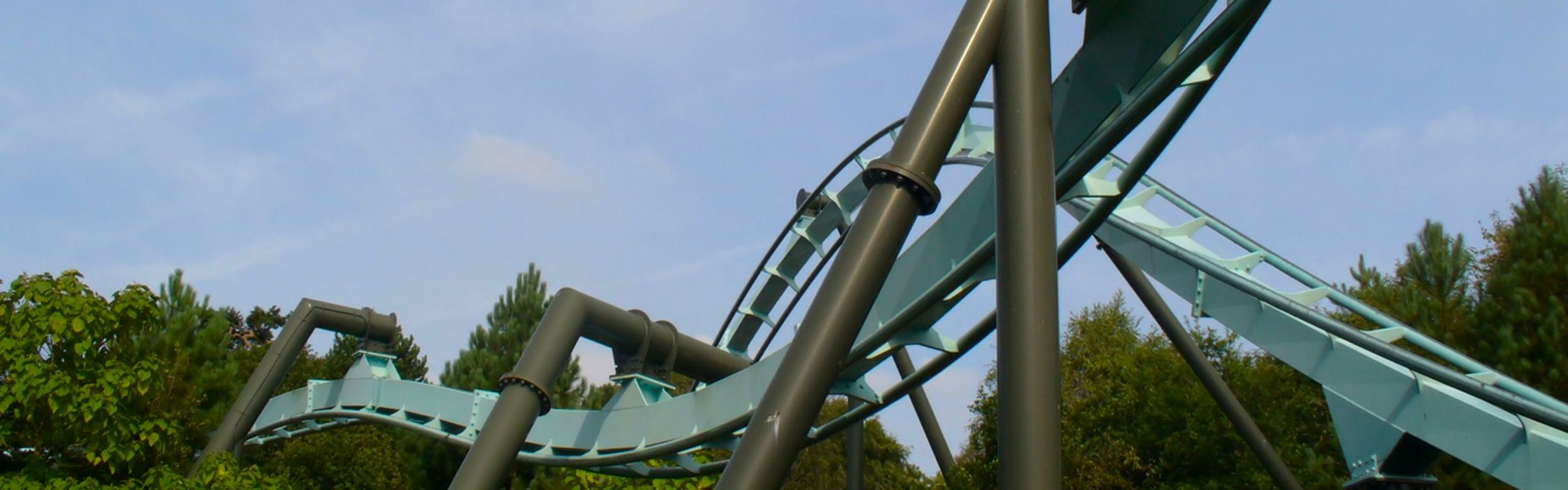 roller coasters wallpaper