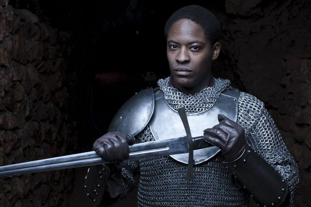 MERLIN family drama fantasy adventure television warrior armor sword     g wallpaper