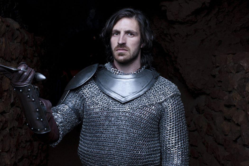 MERLIN family drama fantasy adventure television warrior armor sword  f wallpaper
