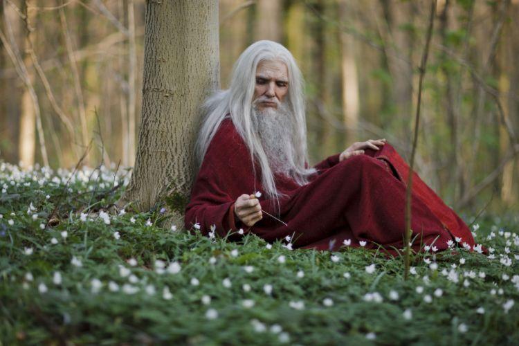 MERLIN family drama fantasy adventure television wizard fd wallpaper