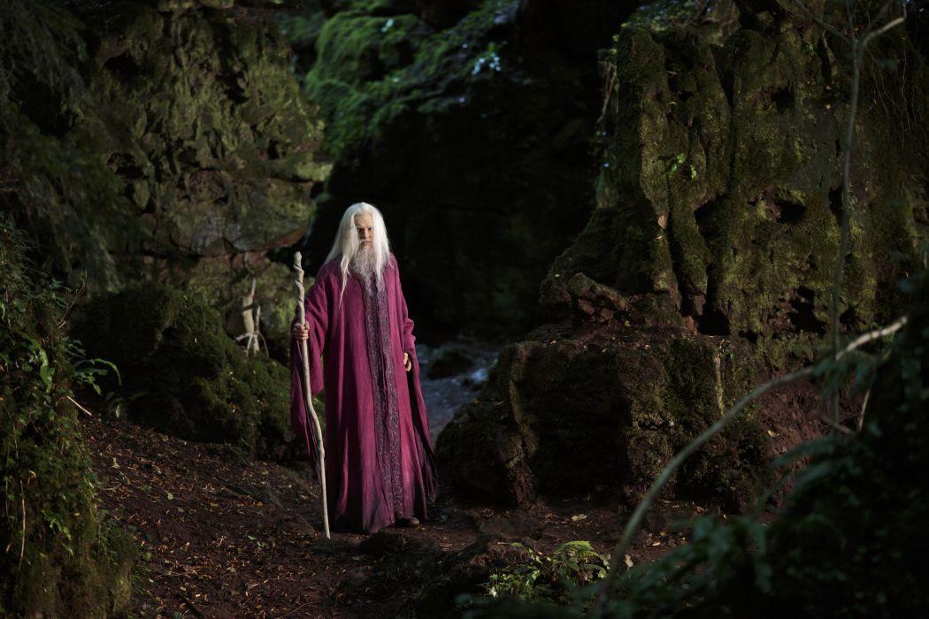 MERLIN family drama fantasy adventure television wizard  t wallpaper