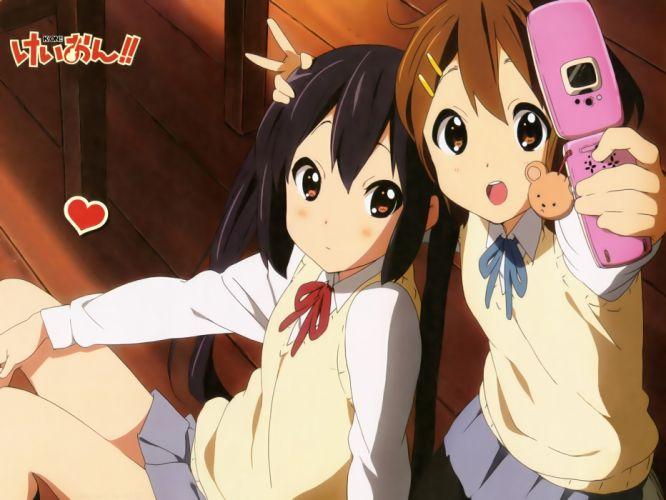 K-ON! anime girls wallpaper