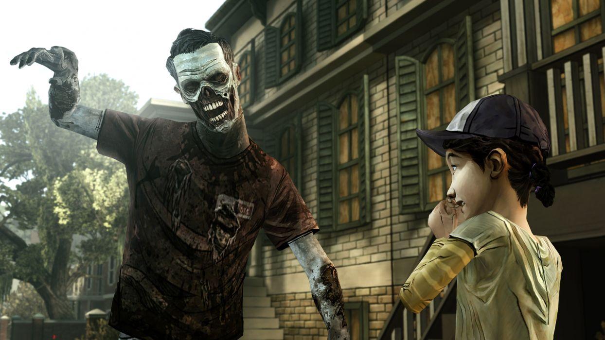 THE WALKING DEAD horror drama dark zombie   da wallpaper