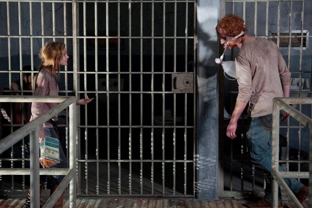 THE WALKING DEAD horror drama dark zombie   h wallpaper