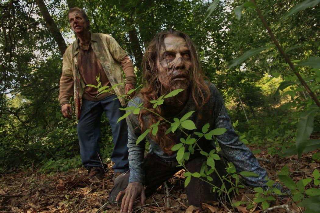THE WALKING DEAD horror drama dark zombie   k wallpaper