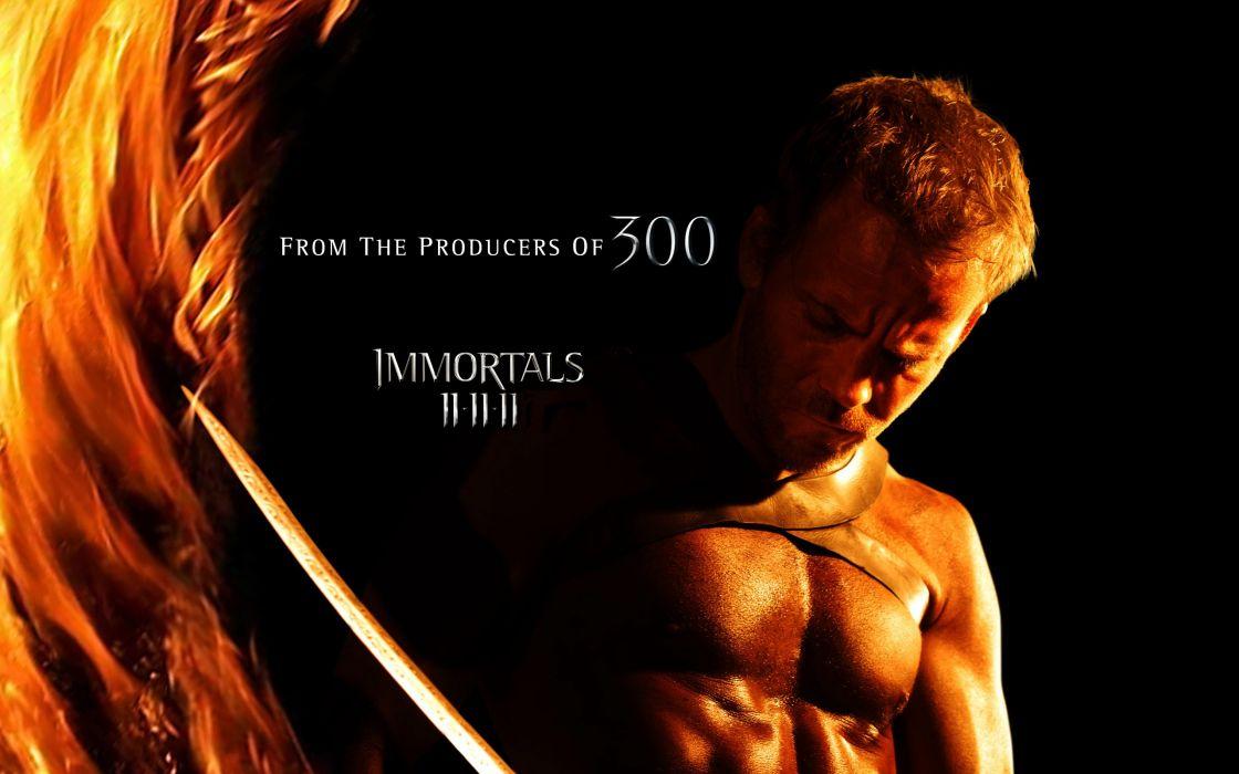 movies film Immortals wallpaper