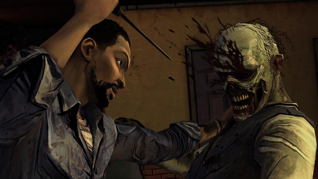 THE WALKING DEAD horror drama dark zombie  hd wallpaper