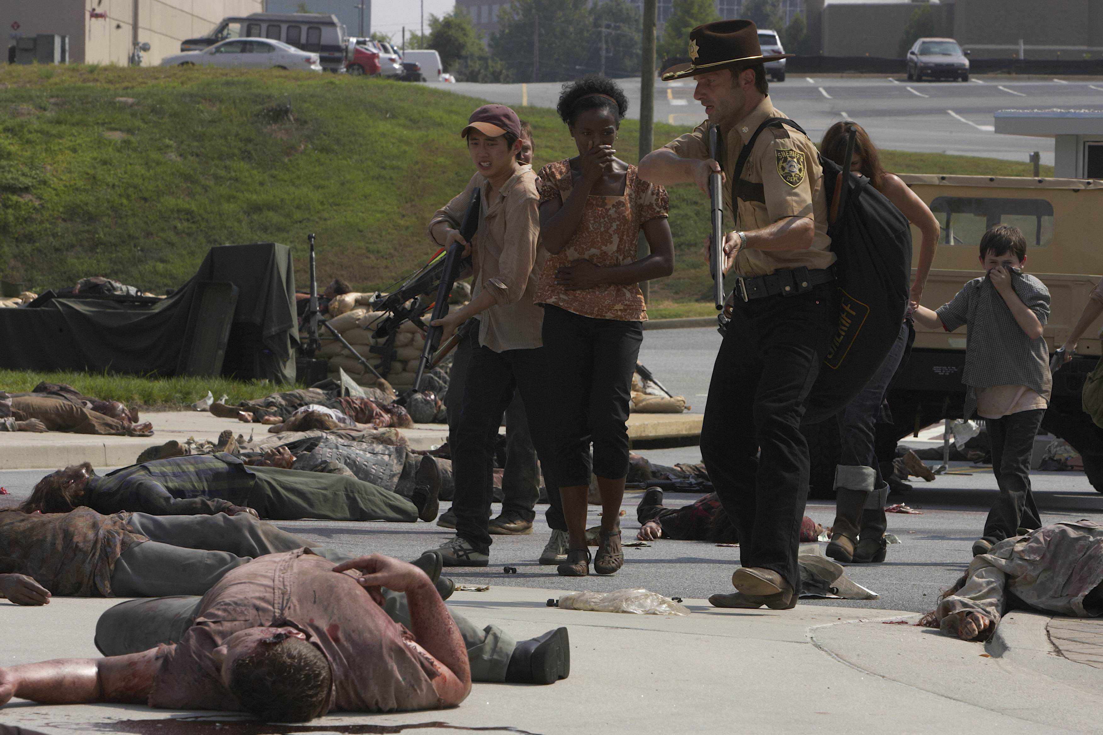 'Black Panther,' 'Walking Dead' Rule Saturn Awards Nominations