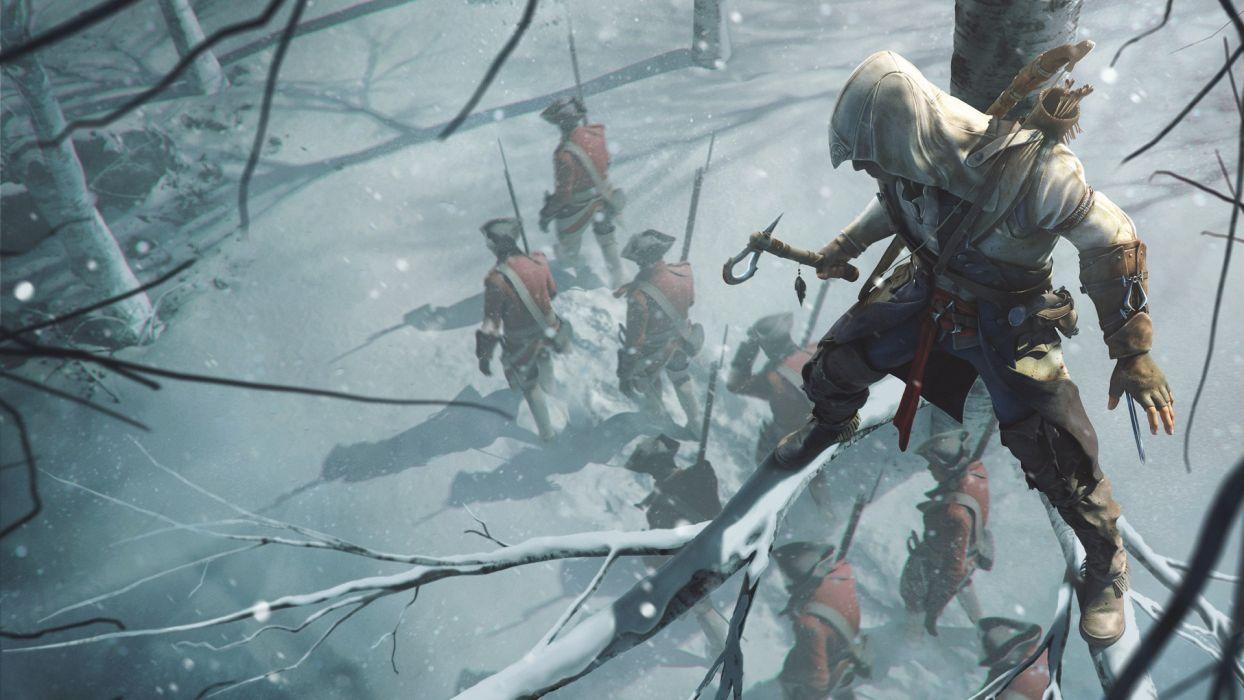 Assassins Creed Assassins Assassins Creed 3 Wallpaper 1920x1080
