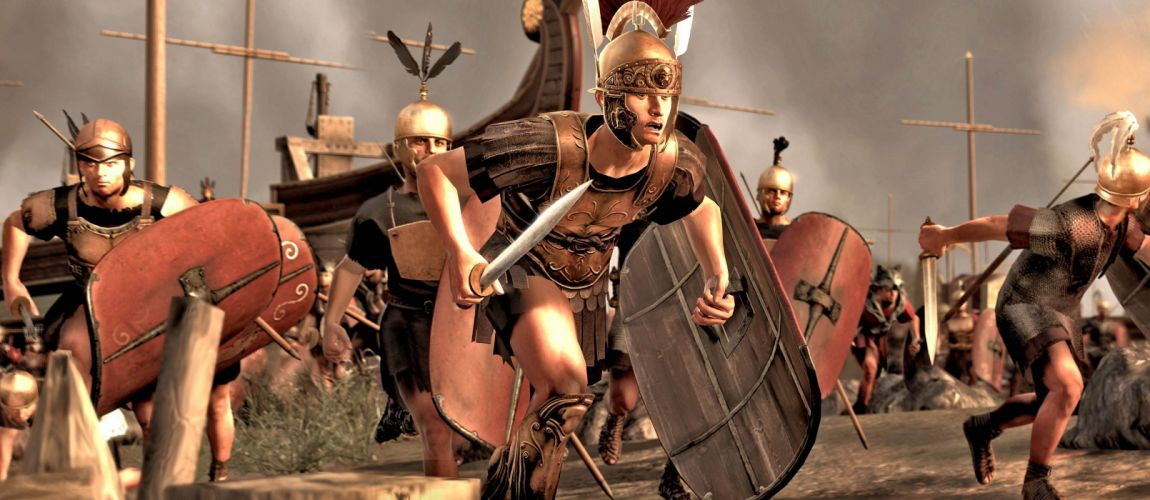 TOTAL WAR ROME action fantasy warrior armor g wallpaper