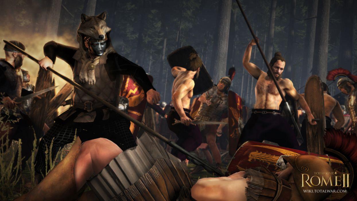 TOTAL WAR ROME action fantasy warrior armor battle   n wallpaper