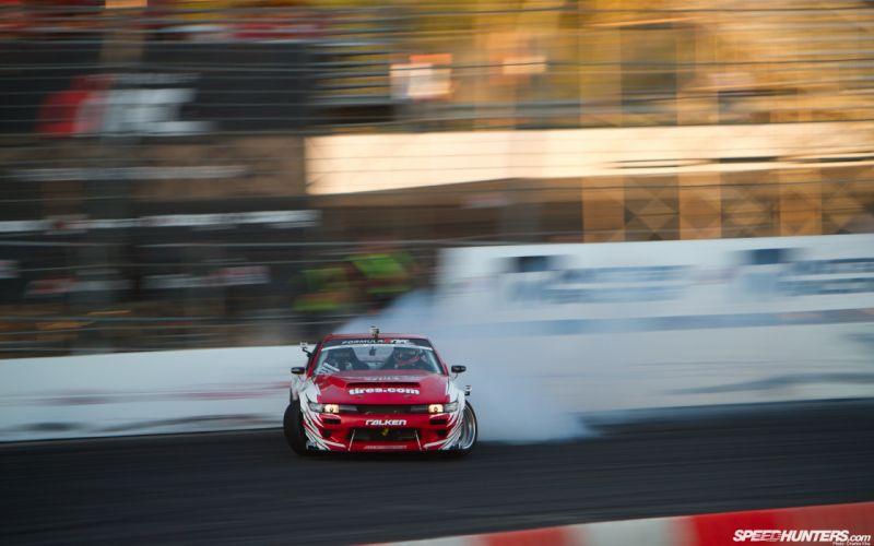 drifting races wallpaper