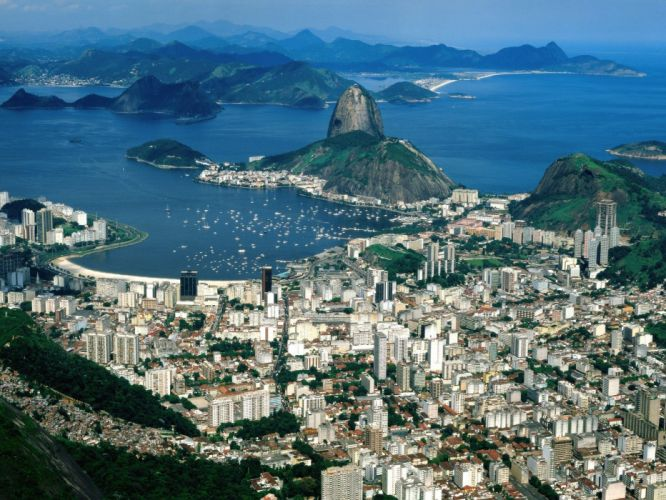 nature Brazil Rio De Janeiro wallpaper