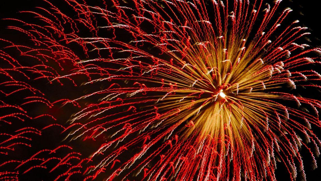 fireworks fourth July wallpaper