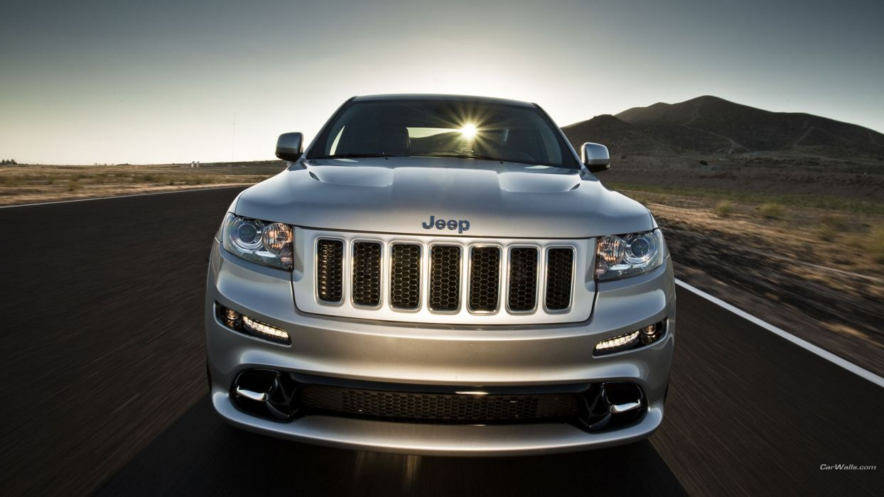 cars silver Jeep Cherokee wallpaper