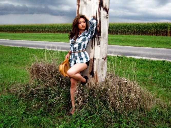 legs women models outdoors wallpaper
